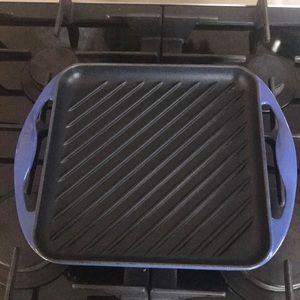 Le Creuset Square Grill Pan -Cast Iron